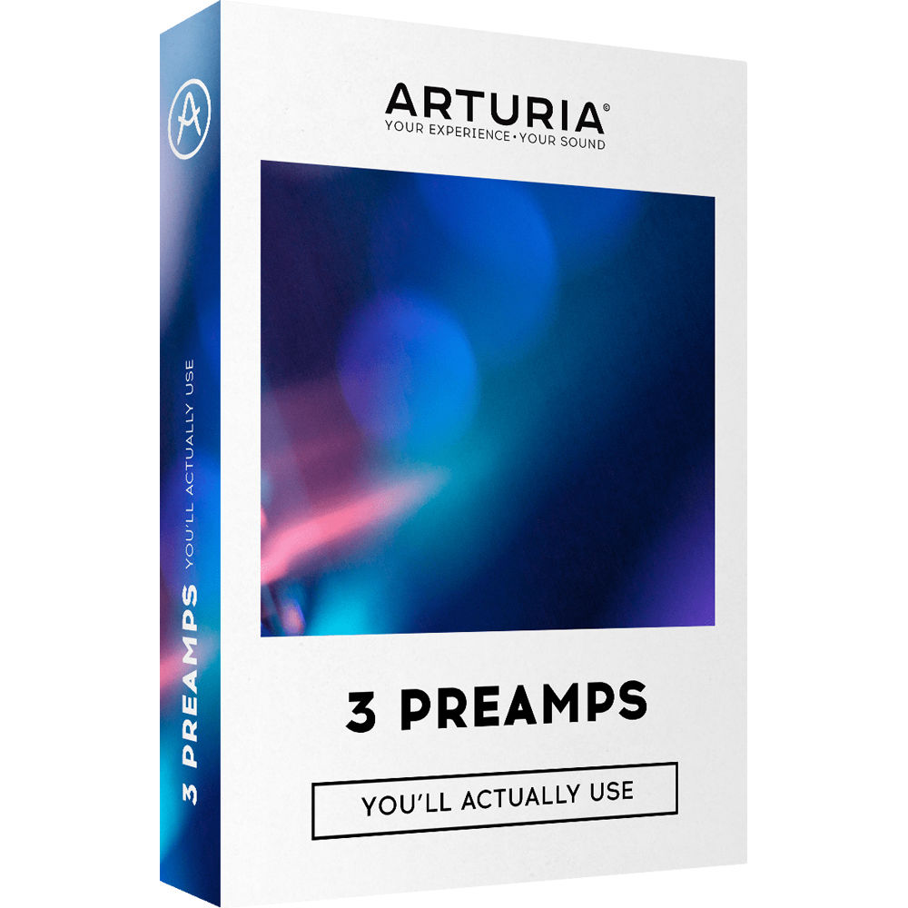 Arturia: 3 Filters & 3 Preamps VST Crack For MacOS [2021]