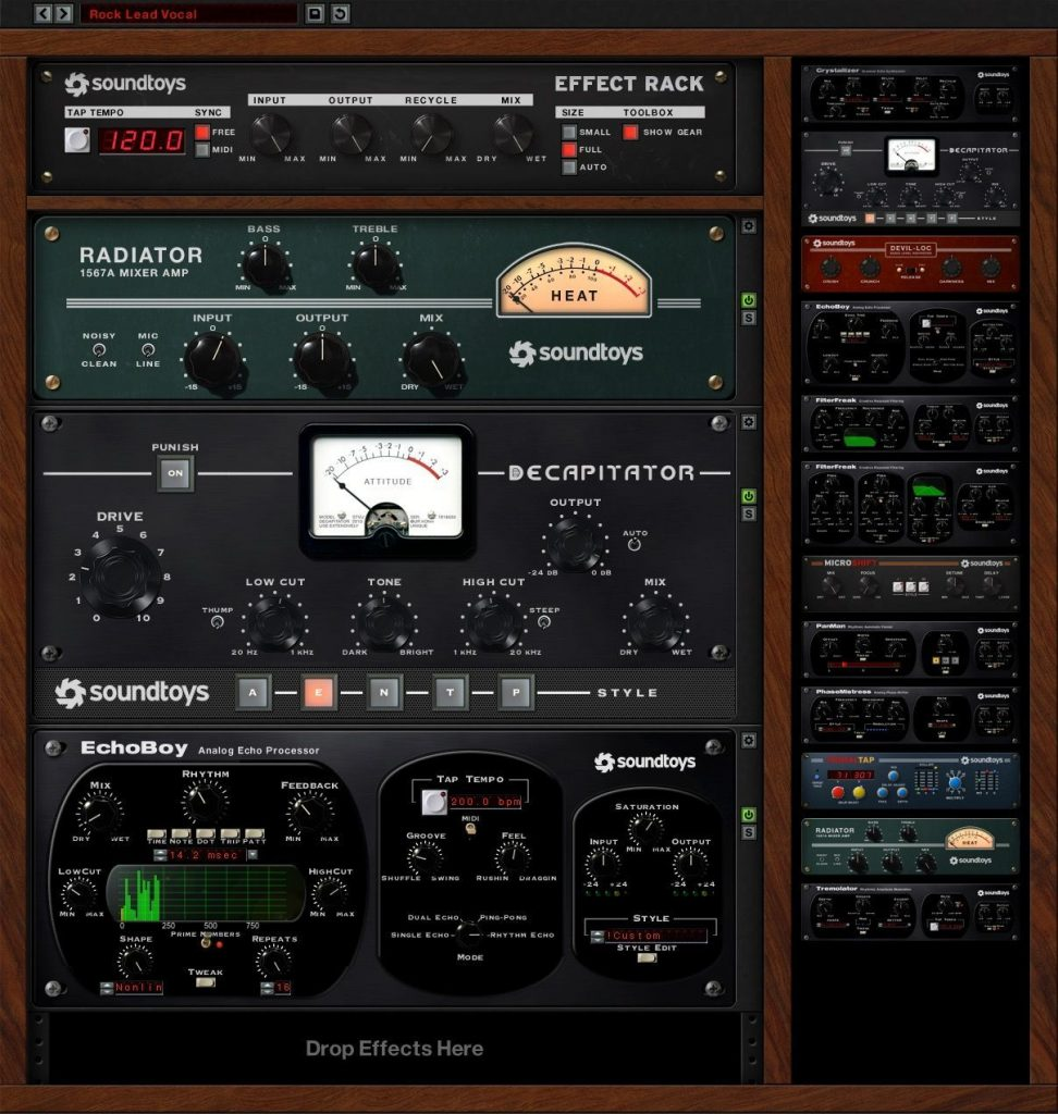 Soundtoys Ultimate For MacOS Latest Version 5.3.0 Full Free Download