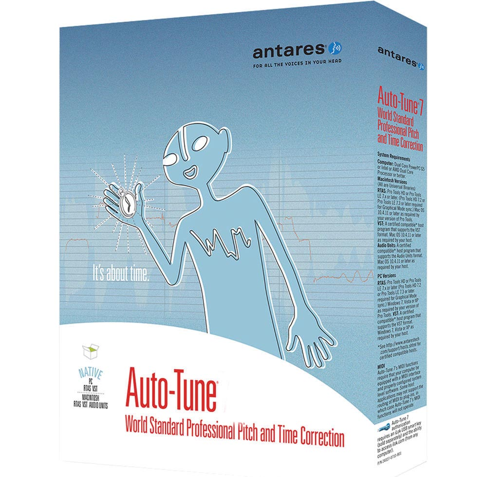 Auto-Tune Pro 9.1.1 For MacOS Latest Version [2021]