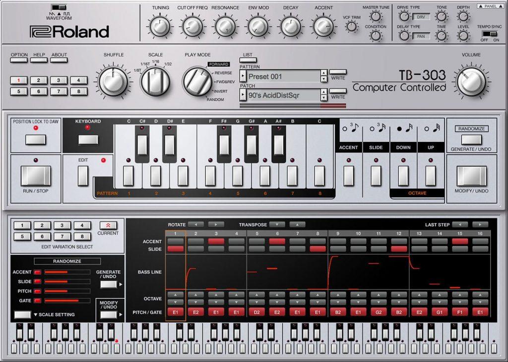 Roland Cloud Legendary & Aira Total Mac Crack