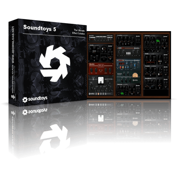 Soundtoys Ultimate Crack 5.3.3 + For Mac Latest [2021]