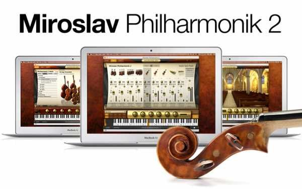 Miroslav Philharmonik 2.0.5 For MacOS Latest Official Free Download [2021]