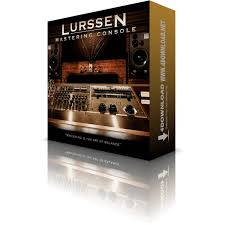 Lurssen Mastering Console For MacOS v1.1.0 Full Version Free Download