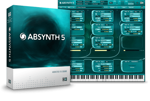 Absynth 5 For MacOS Latest Version 5.1.1 Full Free Download