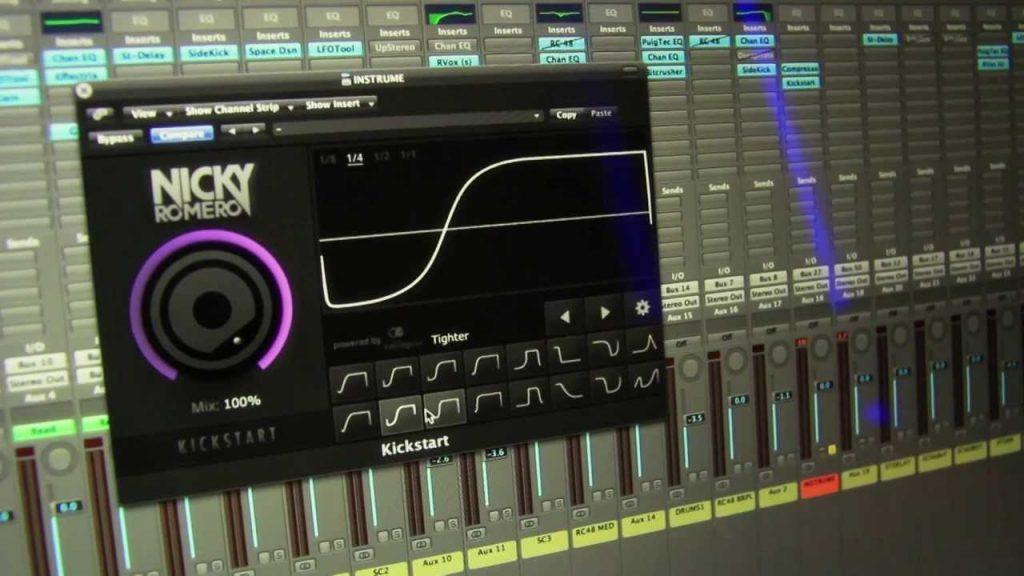 Nicky Romero Kickstart For MacOS Latest Version Full Free Download