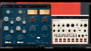 Arturia: 3 Filters & 3 Preamps For MacOS Free Download