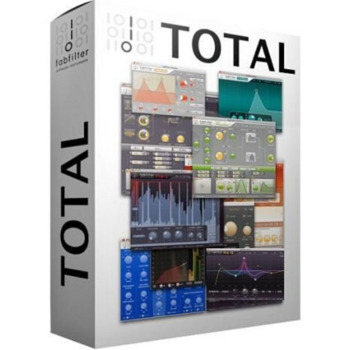 FabFilter Total Bundle Crack v2021.6.11 For (Win & Mac) [2021]