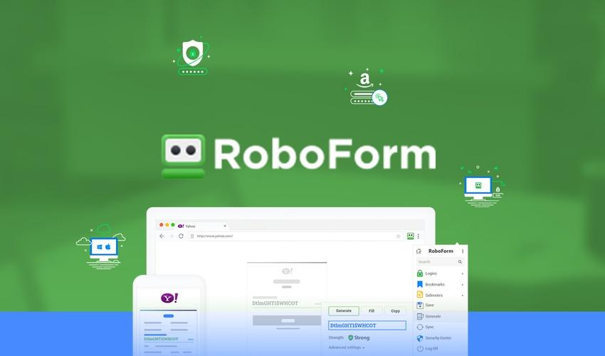 RoboForm Crack 8.9.5.5 with Download 2021 (Latest Version)