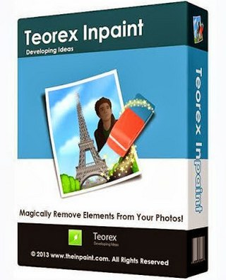 Teorex Inpaint Crack 8.1 Serial Key Full Download 2021
