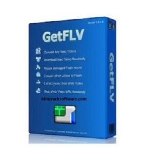 GetFLV Pro Crack 30 + Registration Code Full Free Latest 2021 Download