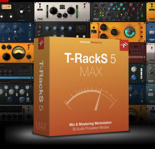 T-RackS 5 Full For MacOS