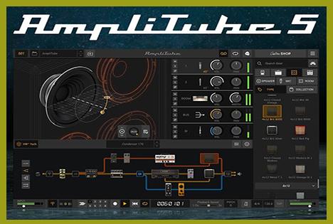AmpliTube 5.0.3 + Keygen Complete Download Full Version For [PC+Mac]