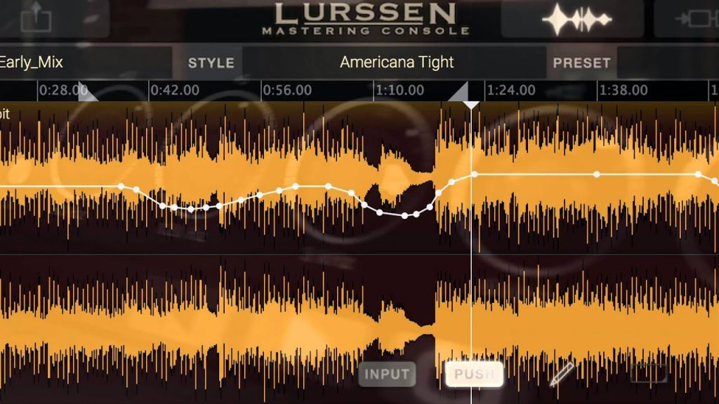 Lurssen Mastering Console For MacOS