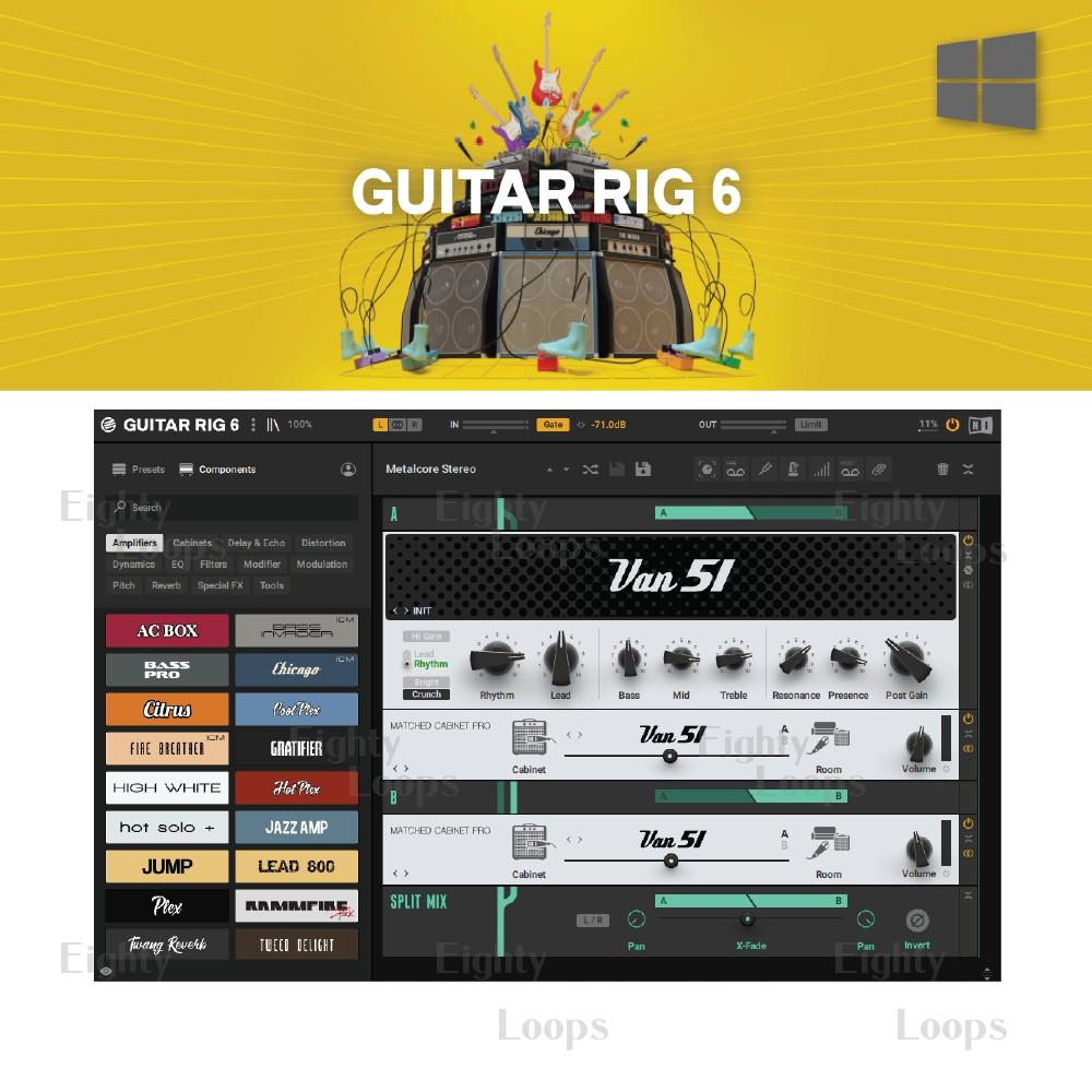 Guitar Rig Pro For Mac