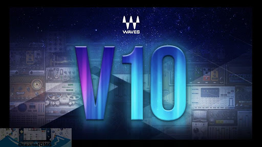 Waves 10 Complete Bundle For MacOS + Key Latest [2021] Free Download