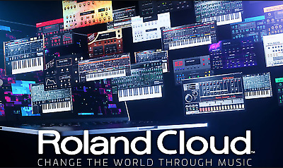 Roland Cloud Legendary & Aira Total Mac Crack with Latest Version Free