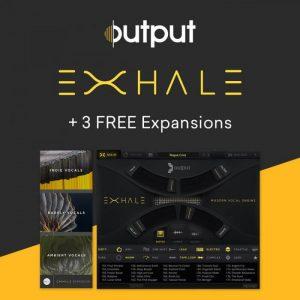 Output Exhale VST Crack